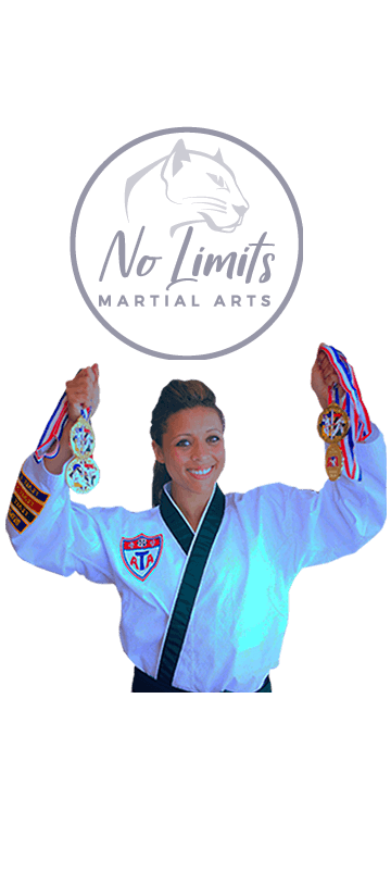Alicia Tavani No Limits Martial Arts