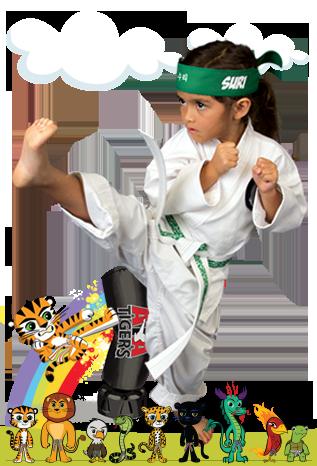 ATA Martial Arts No Limits Martial Arts - ATA Tigers