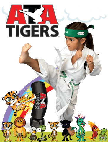 ATA Martial Arts No Limits Martial Arts - ATA Tigers